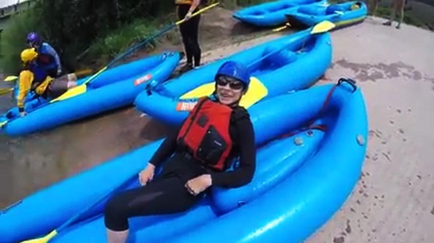 Kayak Colorado