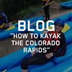 kayak Colorado