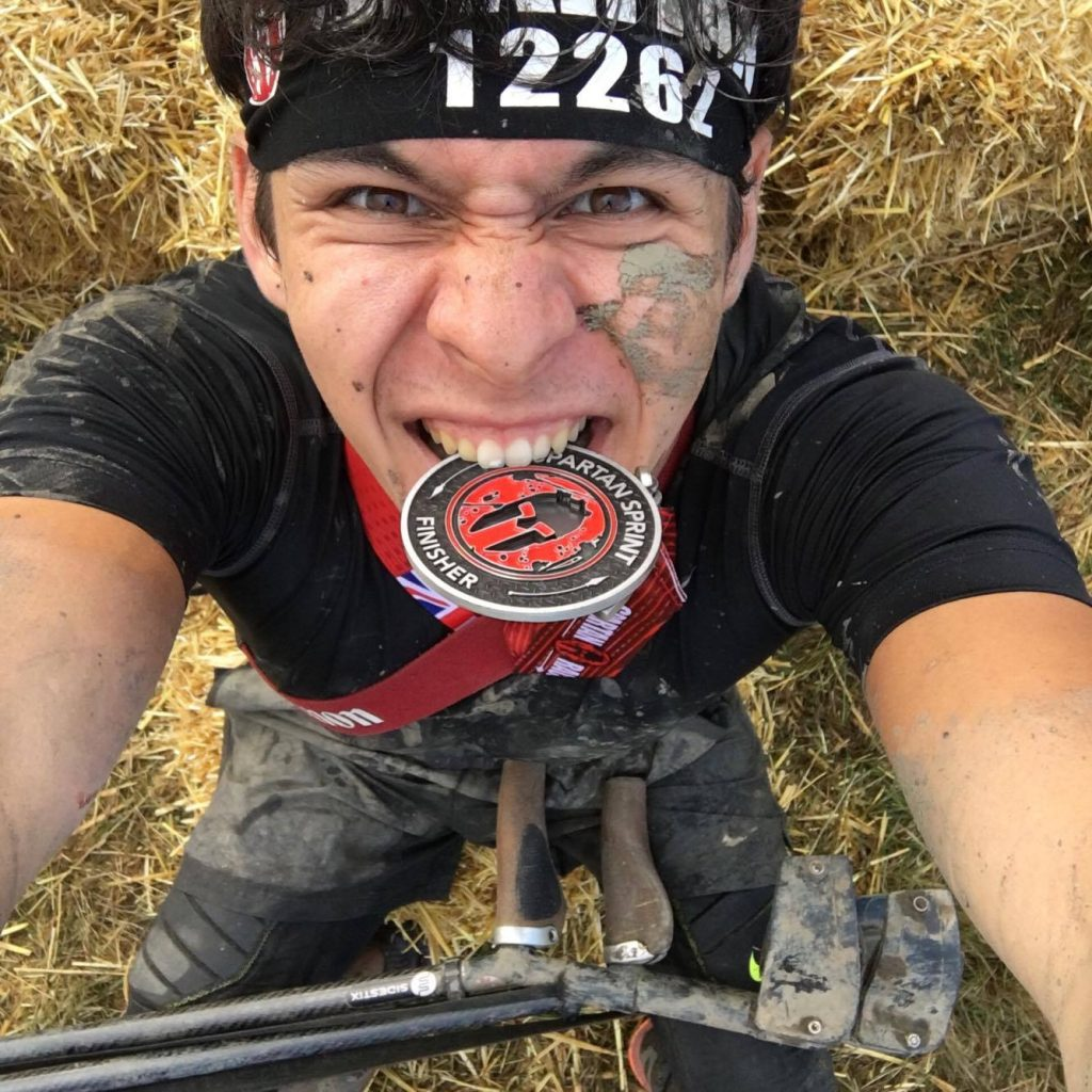 Spartan Race KT Syndrome