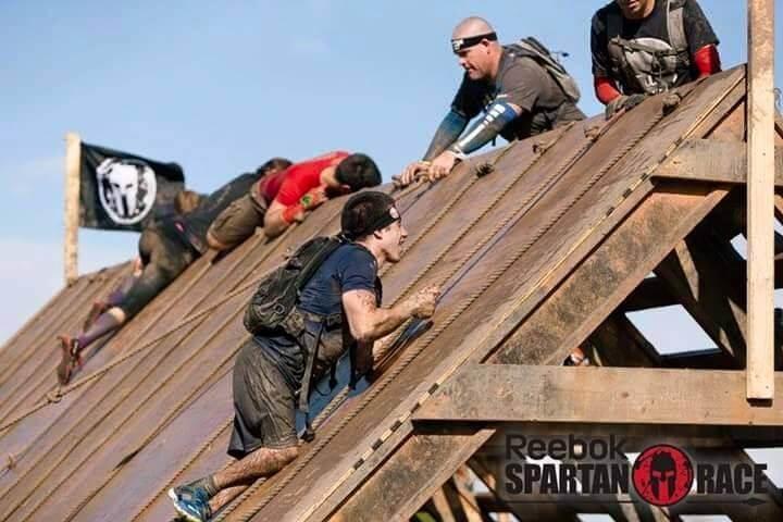 No Limitations - Matt Pevoto Spartan Race