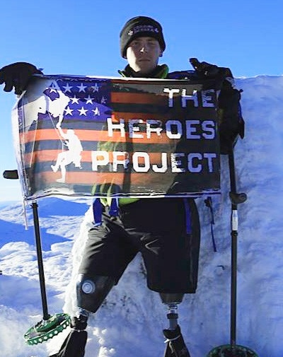 The Heroes Project | USMC PFC ISAAC BLUNT