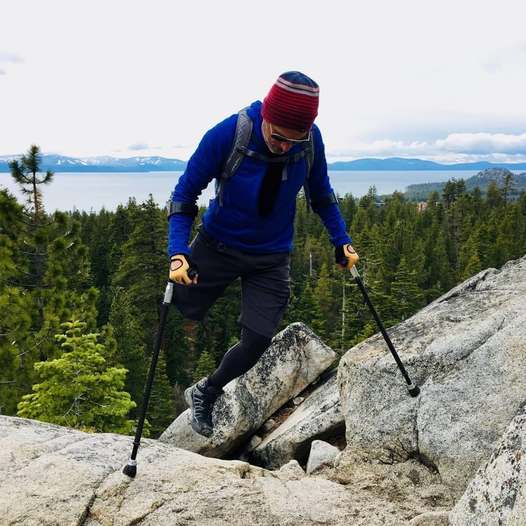 Dominic Maraglia - Hiking without Prosthesis
