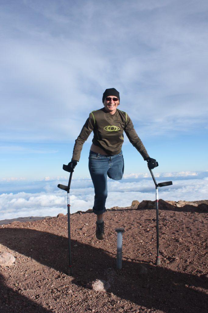 Lynda Chyzyk - Mauna Kea