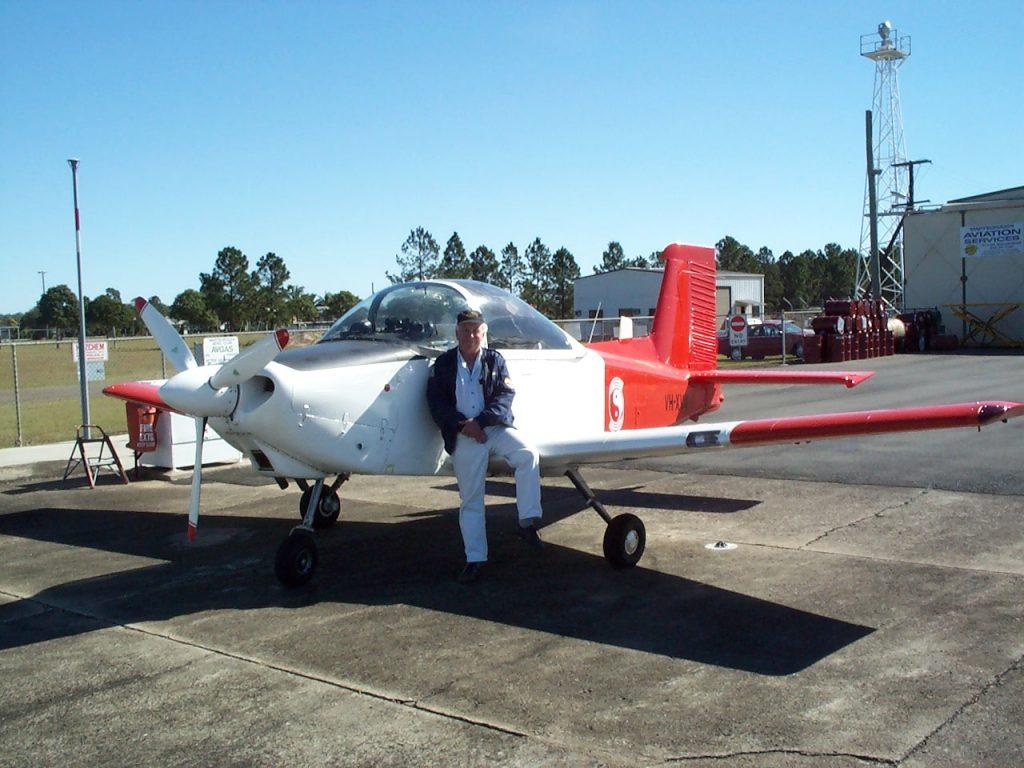 Bill Pennell Plane