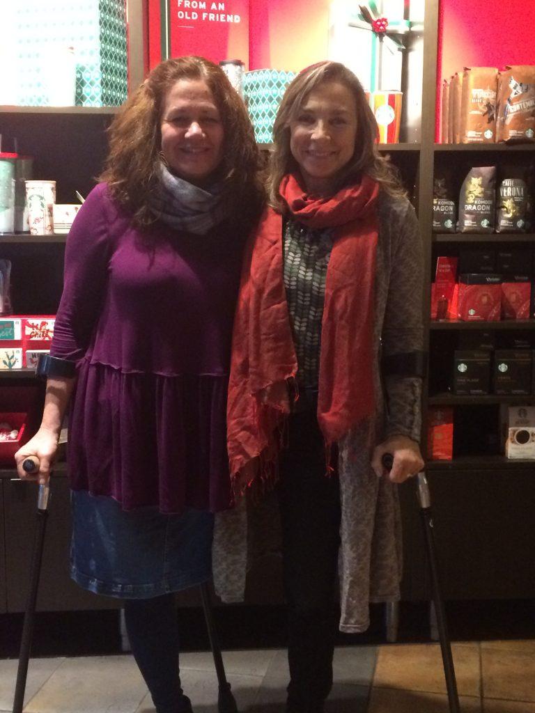Karen Misiag & Sarah Doherty