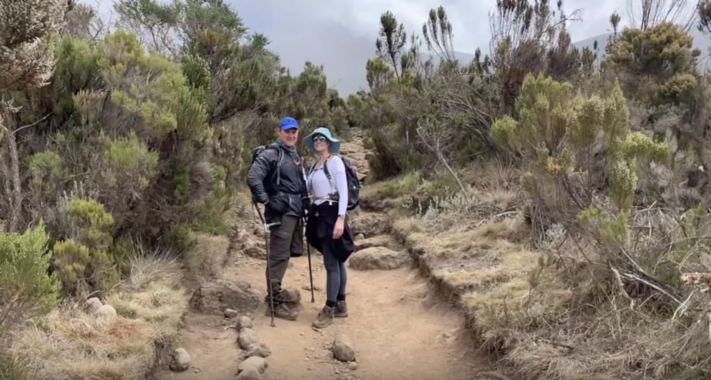 Coetzee Wium Kilimanjaro