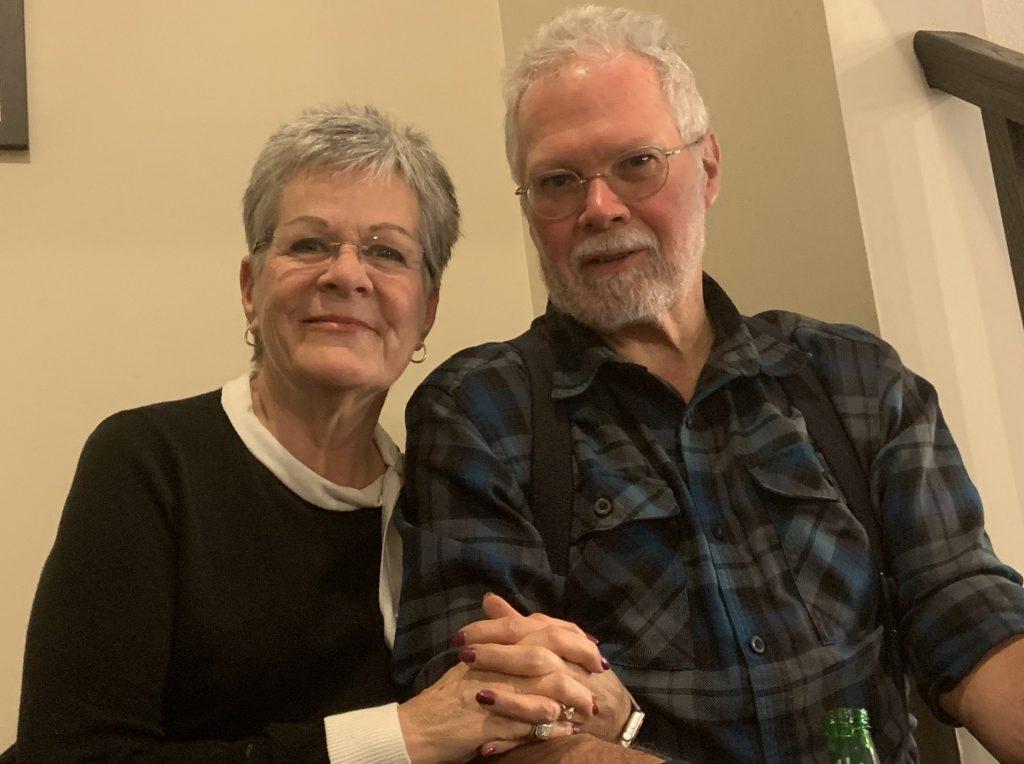 David and Ingrid Johnston