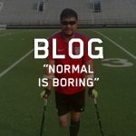 Blog Post - Normal is Boring