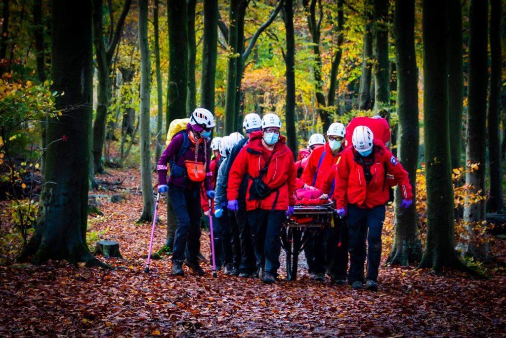 Mel Nicholls - Severn Area Rescue